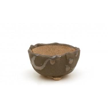Yokkaichi Bonsai Pot M04-03