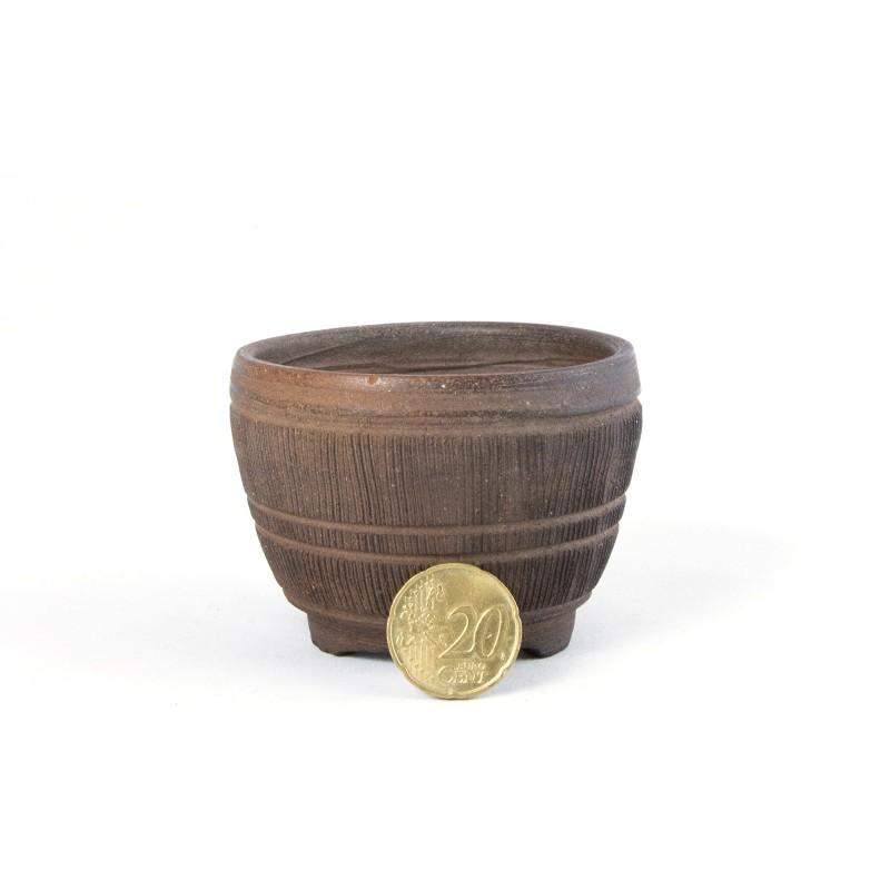Ancient Bonsai Pot 323