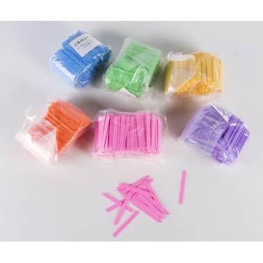 Etiquetas de Plástico 55x60mm