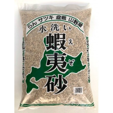 Japanese Pumice Medium grain 17L