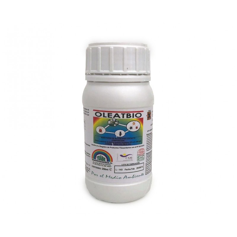 Insecticida OleatBio 250 ml