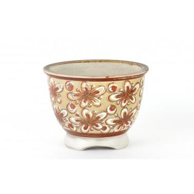 Kutani Bonsai Pot 2002