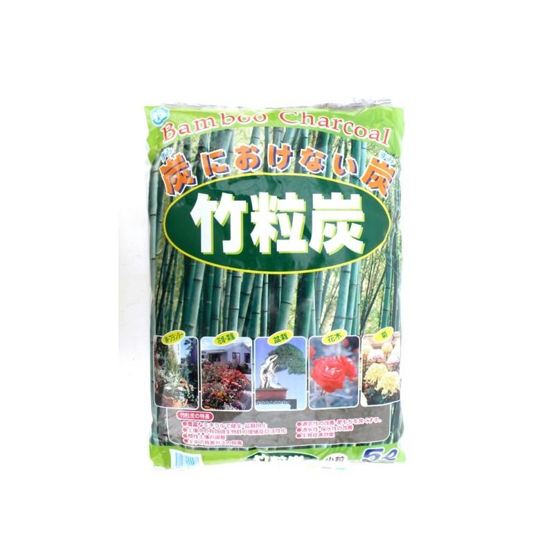 Carbón Vegetal 5L grano Grueso