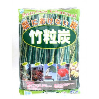 Bamboo Charcoal LARGE grain 5L