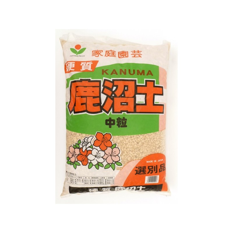 Kanuma grano Grueso  20L