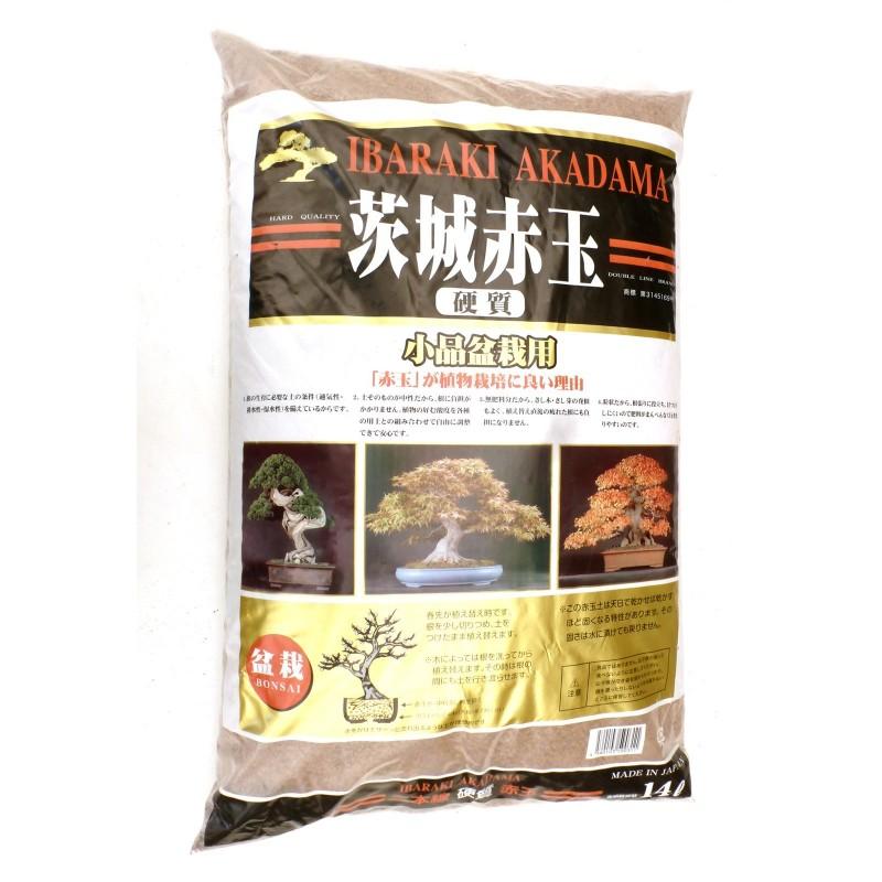 IBARAKI Akadama SHOHIN grain 14L