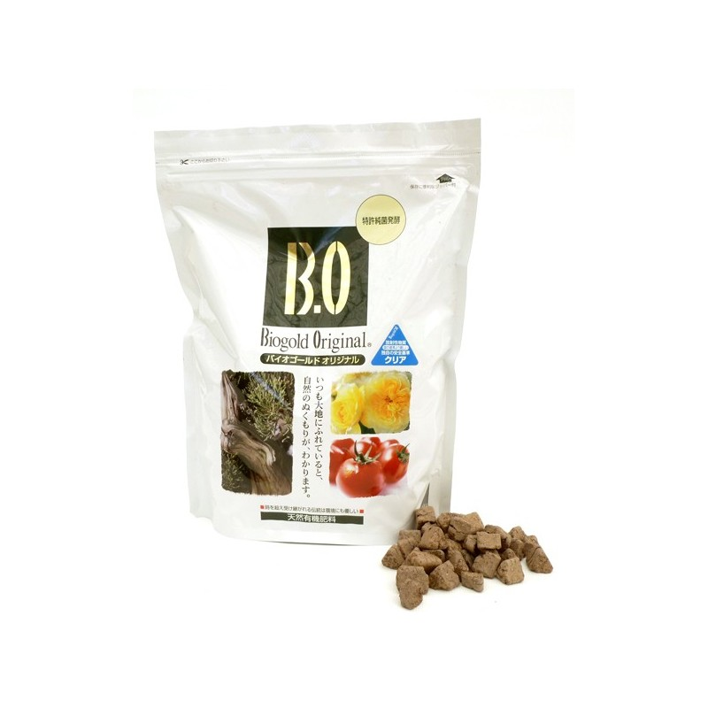 Abono Orgánico BioGold  900gr