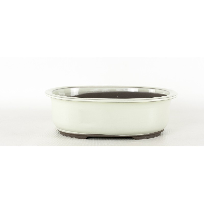 Seto Bonsai Pot 1B-11C BEIGE