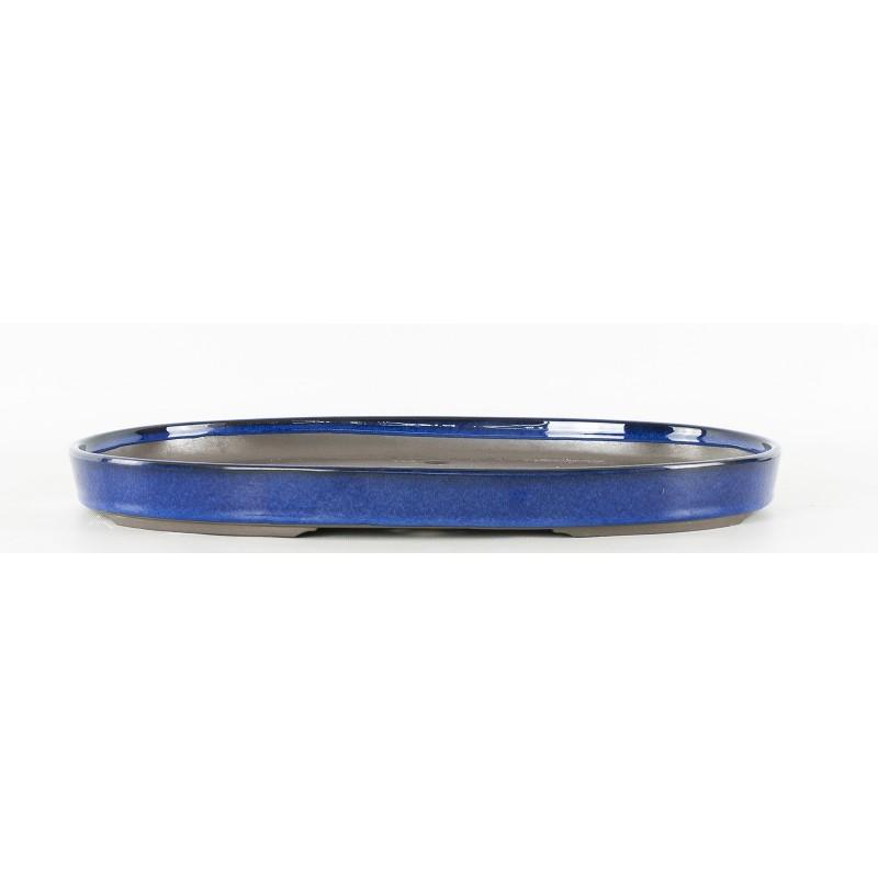 Seto Bonsai Pot 2B-16A BLUE