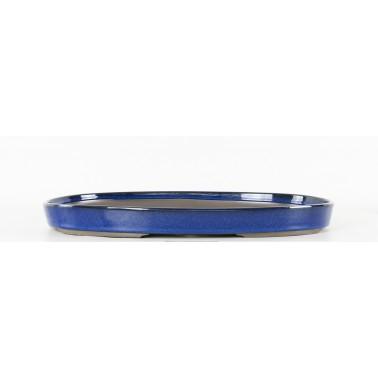 Seto Bonsai Pot 2B-16B BLUE