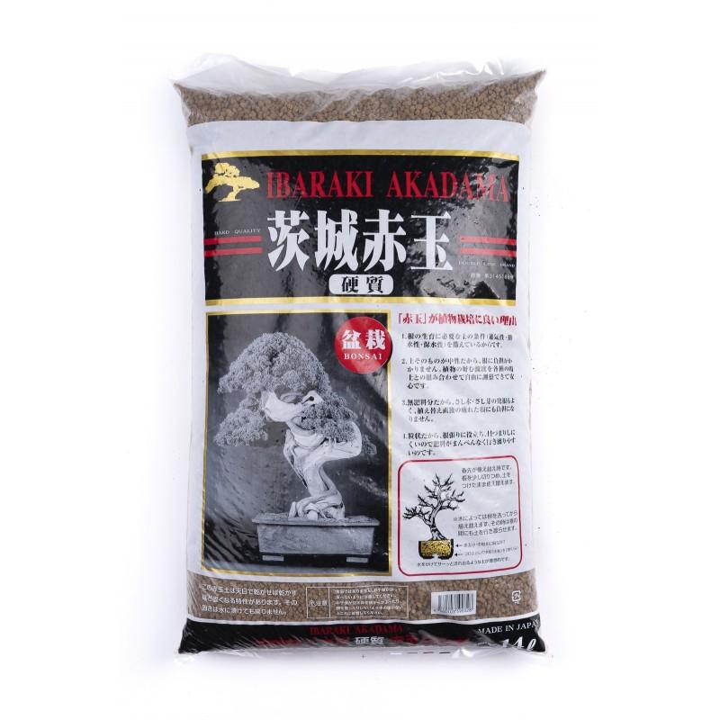 IBARAKI Akadama MEDIUM grain 14L