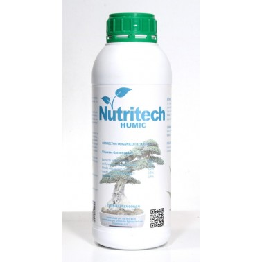 Nutritech Humic acids 1L