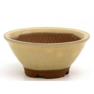 Yokkaichi Bonsai Pot M28-04BE