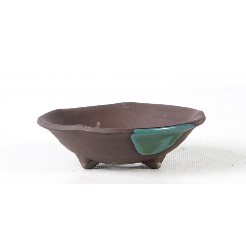 Seto Bonsai Pot 2B-17