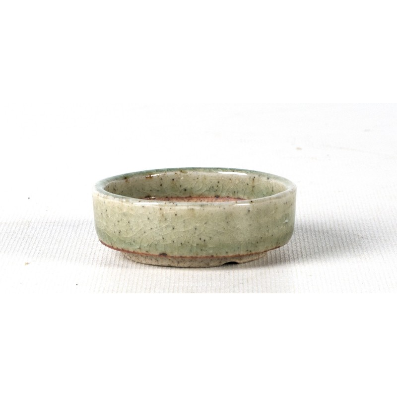 Seto Bonsai Pot 3B-18