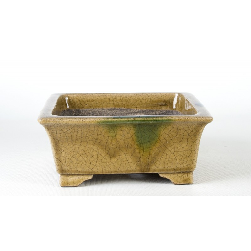 Seto Bonsai Pot 6B-01B