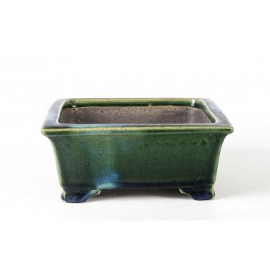 Terahata Satomi Bonsai Pot 6B-01A