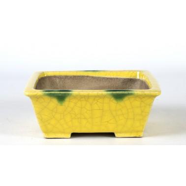 Terahata Satomi Bonsai Pot 6B-03