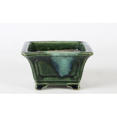 Terahata Satomi Bonsai Pot 6B-05