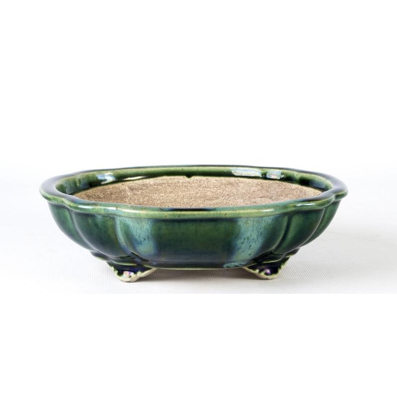 Seto Bonsai Pot 6B-08B