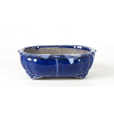 Terahata Satomi Bonsai Pot 6B-09