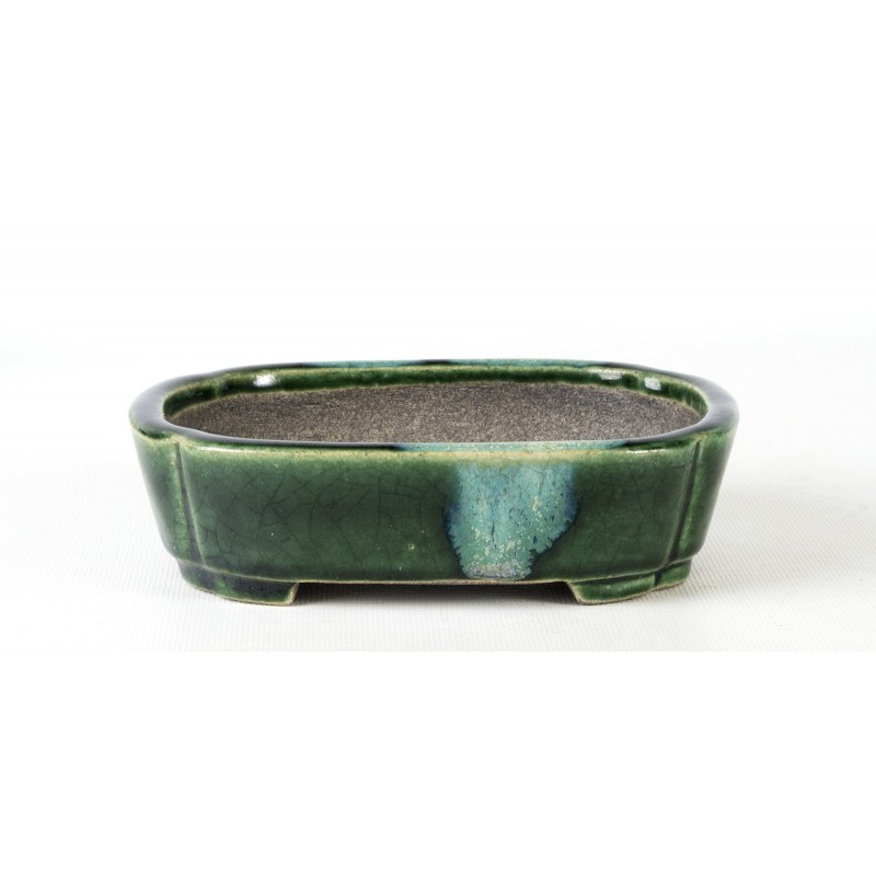 Seto Bonsai Pot 6B-10