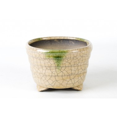 Terahata Satomi Bonsai Pot 6B-11