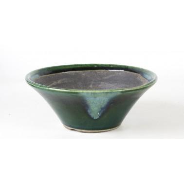 Terahata Satomi Bonsai Pot 6B-13